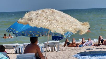 Азовское море стала ядовитым